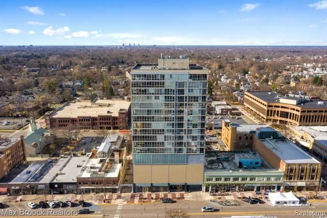 432 S Washington Avenue #1505, Royal Oak, MI 48067 (#2200097265) :: Duneske Real Estate Advisors