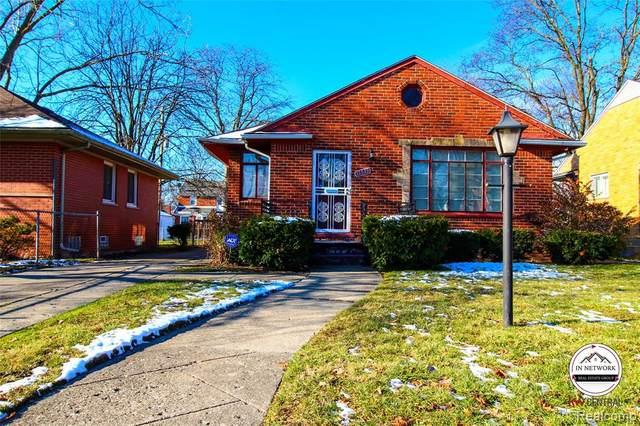 17535 Shaftsbury Avenue, Detroit, MI 48219 (#2200097283) :: GK Real Estate Team