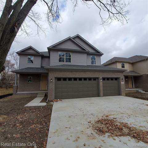 85 Hickory Street, Troy, MI 48083 (#2200097348) :: The Alex Nugent Team | Real Estate One