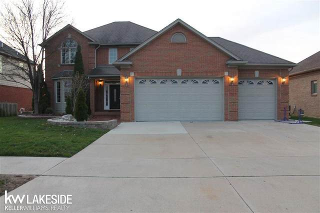 55497 Rhine Ave, Macomb Twp, MI 48042 (#58050029915) :: The Alex Nugent Team | Real Estate One