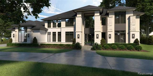 559 Barrington Park Drive, Bloomfield Hills, MI 48304 (#2200097374) :: Keller Williams West Bloomfield