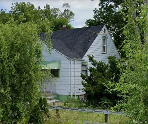 8840 Fielding Street, Detroit, MI 48228 (#2200097411) :: Duneske Real Estate Advisors