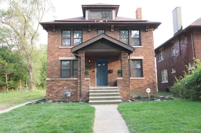 2531 N La Salle, Detroit, MI 48206 (#2200097432) :: Duneske Real Estate Advisors
