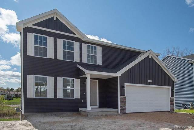 TBD-Lot 49 Sycamore River Drive, Handy Twp, MI 48836 (#2200097434) :: The Mulvihill Group