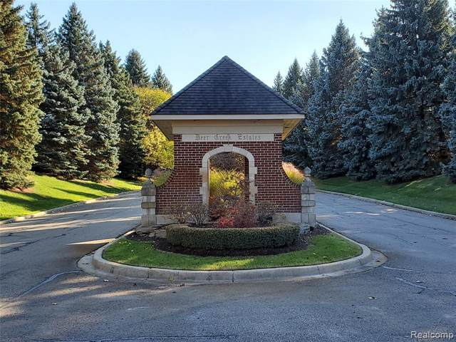 In care of Abbey Road, Oakland Twp, MI 48306 (#2200097441) :: The Alex Nugent Team | Real Estate One