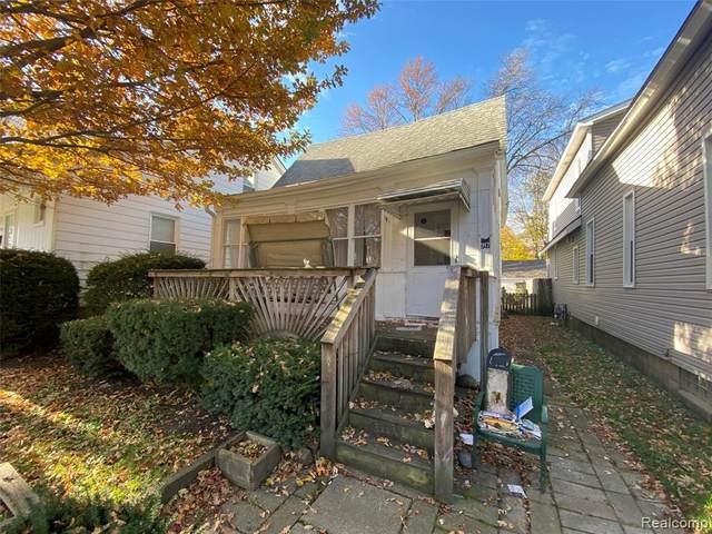 917 Beaconsfield Avenue, Grosse Pointe Park, MI 48230 (#2200097455) :: Duneske Real Estate Advisors
