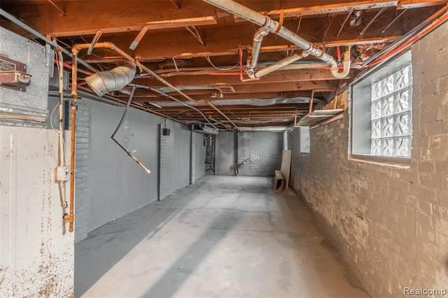 320 Kenilworth Street, Detroit, MI 48202 (#2200097459) :: Duneske Real Estate Advisors