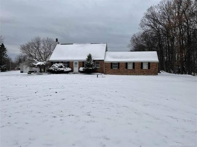 2105 Granger, Ortonville, MI 48462 (#58050029958) :: Duneske Real Estate Advisors