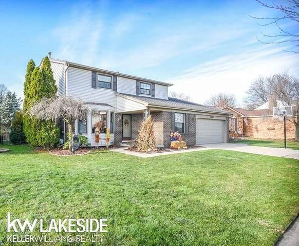 47231 Meadowbrook Dr, Macomb Twp, MI 48044 (#58050029977) :: The Alex Nugent Team | Real Estate One