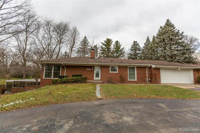 16431 Bell Creek Lane, Livonia, MI 48154 (#2200097678) :: The Alex Nugent Team | Real Estate One