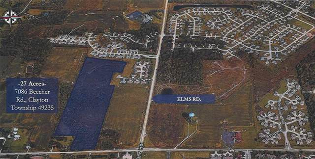 0 Beecher Rd, Clayton Twp, MI 48433 (#5050030016) :: Real Estate For A CAUSE