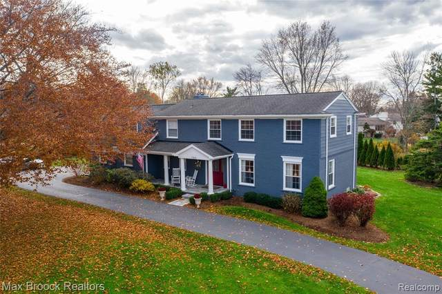 760 Westview Road, Bloomfield Twp, MI 48304 (#2200097738) :: The Alex Nugent Team | Real Estate One