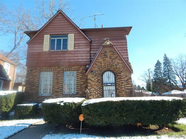 15800 Plainview, Detroit, MI 48223 (#2200097782) :: GK Real Estate Team