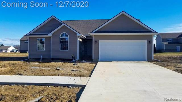 2261 Champion Court, Burton, MI 48509 (#2200097787) :: NextHome Showcase