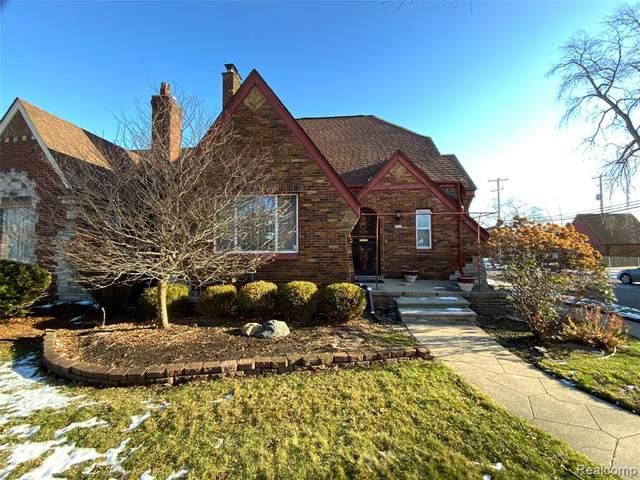 5200 Harvard Road, Detroit, MI 48224 (#2200097809) :: The Alex Nugent Team | Real Estate One