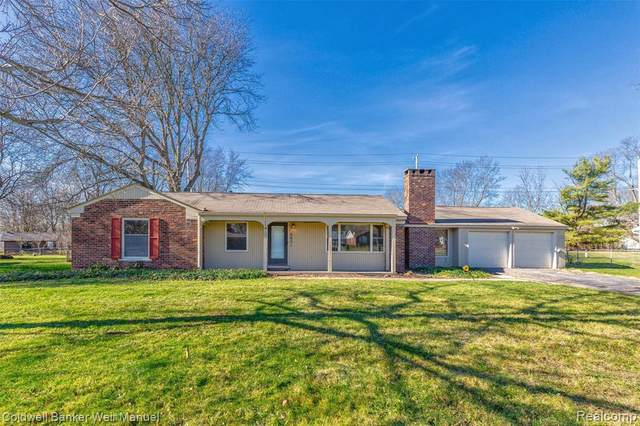 6650 Inkster Road, West Bloomfield Twp, MI 48322 (#2200097876) :: The Alex Nugent Team | Real Estate One