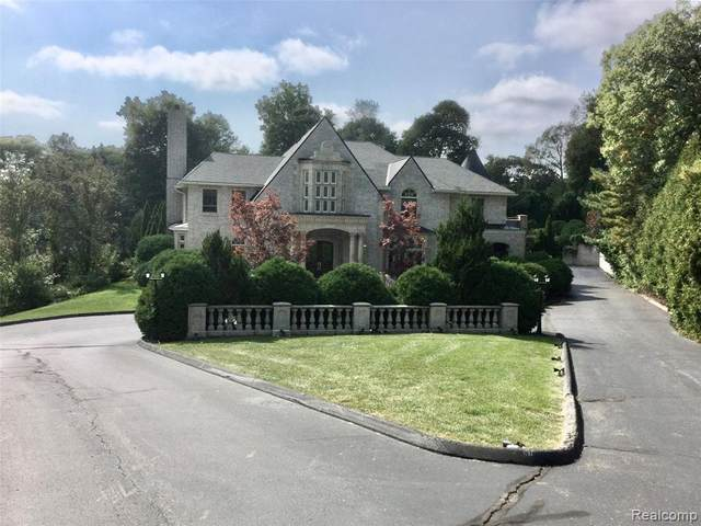 71 Kingsley Manor Drive, Bloomfield Hills, MI 48304 (#2200097889) :: The Alex Nugent Team | Real Estate One