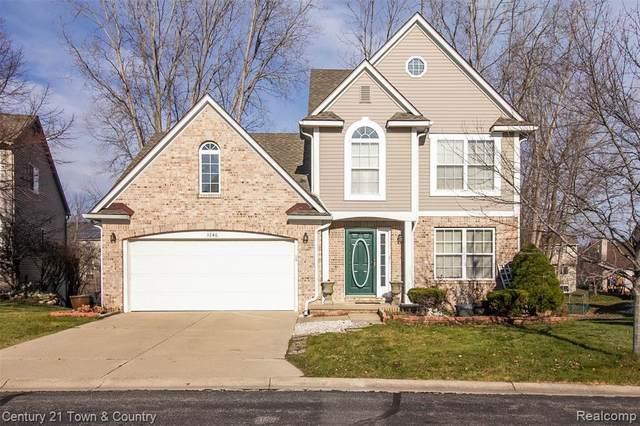 3246 Kilburn Park Circle, Ann Arbor, MI 48105 (#2200097890) :: GK Real Estate Team