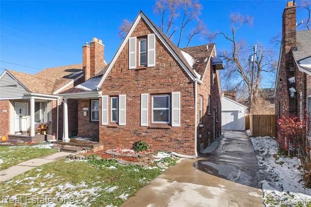 16880 Ferguson Street, Detroit, MI 48235 (#2200097914) :: The Alex Nugent Team   Real Estate One