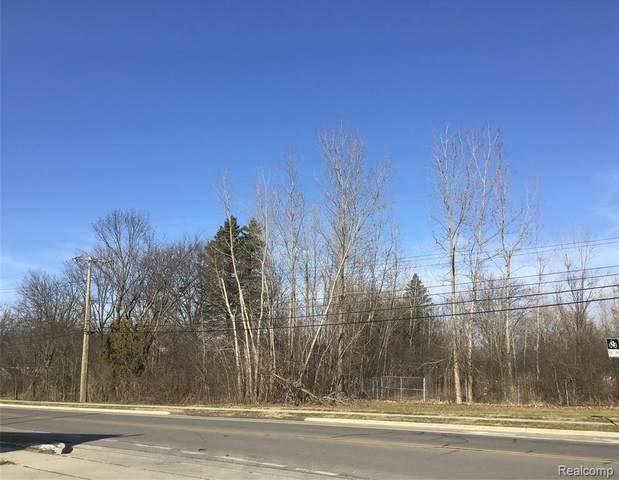3075 E Michigan Avenue, Ypsilanti Twp, MI 48198 (#2200097918) :: GK Real Estate Team