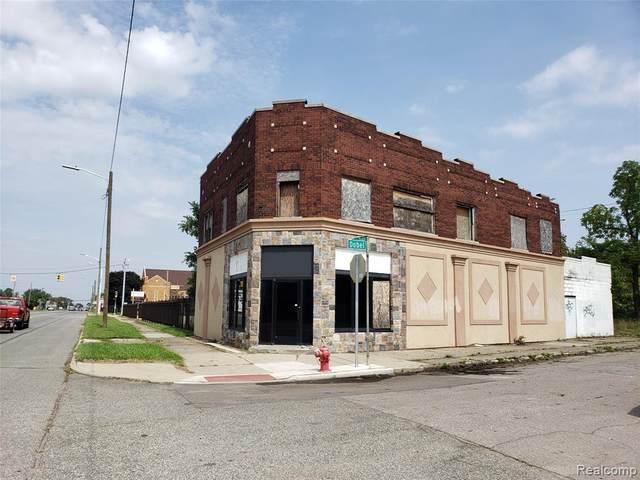13502 Van Dyke, Detroit, MI 48234 (#2200097924) :: GK Real Estate Team