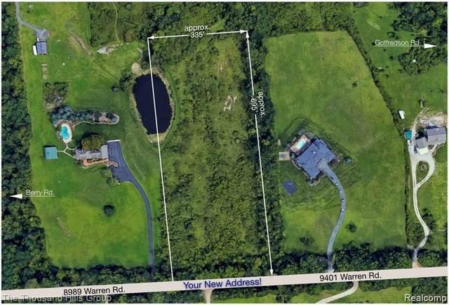00 Warren Road, Superior Twp, MI 48170 (#2200097954) :: GK Real Estate Team