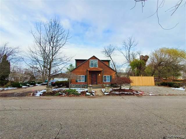37562 Cypress Street, Romulus, MI 48174 (#2200097957) :: The Alex Nugent Team | Real Estate One