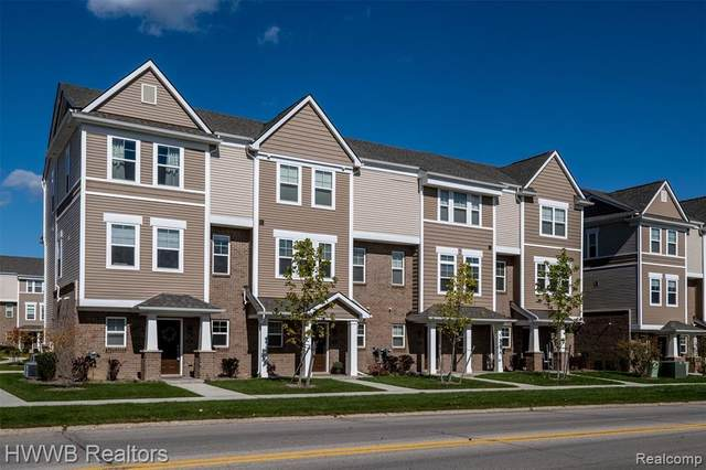 2500 Normandy Rd Unit 12, Royal Oak, MI 48073 (#2200097961) :: GK Real Estate Team