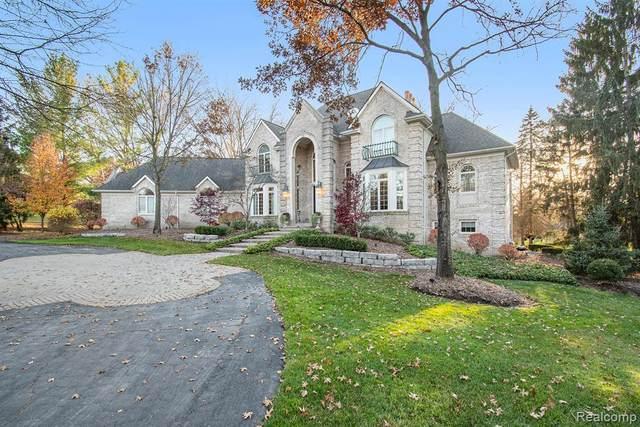 6644 Cornerstone Lane, Rochester Hills, MI 48306 (#2200097974) :: The Alex Nugent Team | Real Estate One