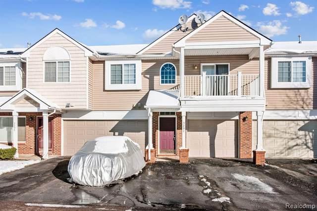 3294 Wilkerson Circle, Melvindale, MI 48122 (#2200097990) :: The Alex Nugent Team | Real Estate One