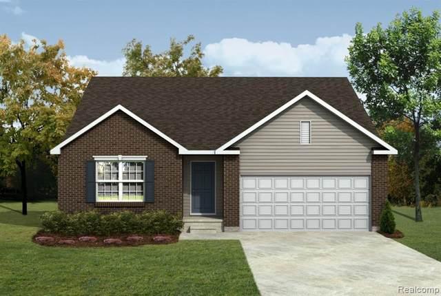 58488 Pembrooke Avenue, New Haven Vlg, MI 48048 (#2200098007) :: The Alex Nugent Team | Real Estate One