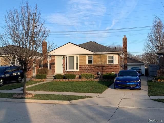 29706 Taylor Street, Saint Clair Shores, MI 48082 (#2200098014) :: The Alex Nugent Team | Real Estate One