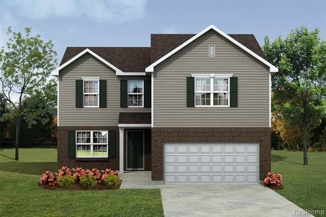 58455 Pembrooke Avenue, New Haven Vlg, MI 48048 (#2200098017) :: The Alex Nugent Team | Real Estate One