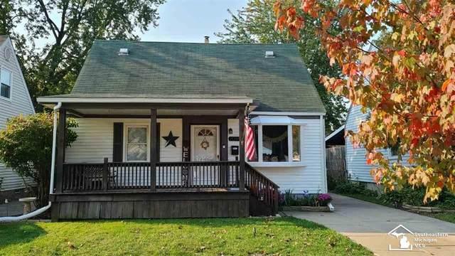 2099 Markese, Lincoln Park, MI 48146 (#57050030103) :: The Alex Nugent Team | Real Estate One