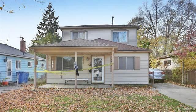 6435 Highland St, Dearborn Heights, MI 48127 (#2200098087) :: The Alex Nugent Team | Real Estate One