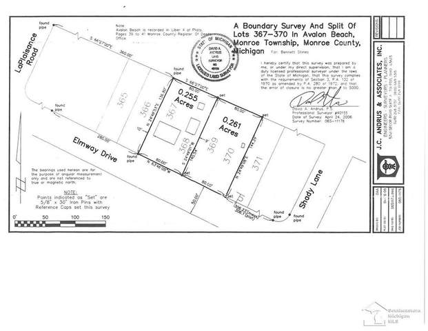 0 Elmway, Monroe Twp, MI 48161 (#57050030122) :: GK Real Estate Team