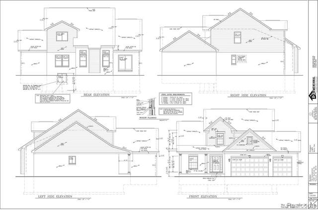 21037 Marvin Avenue, Brownstown Twp, MI 48174 (#2200098155) :: The Mulvihill Group