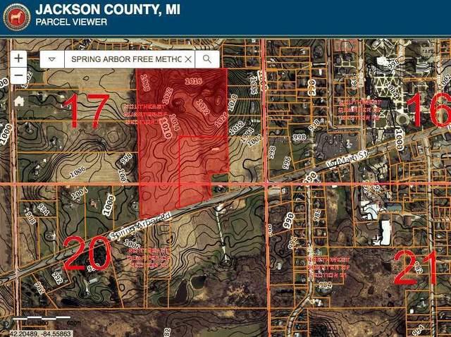 VL Spring Arbor Rd, Spring Arbor, MI 49283 (#55202003587) :: Duneske Real Estate Advisors