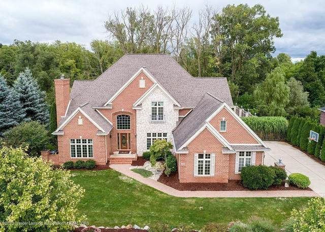 6438 Ridgepond Place, Meridian Charter Twp, MI 48823 (#630000251809) :: The Mulvihill Group
