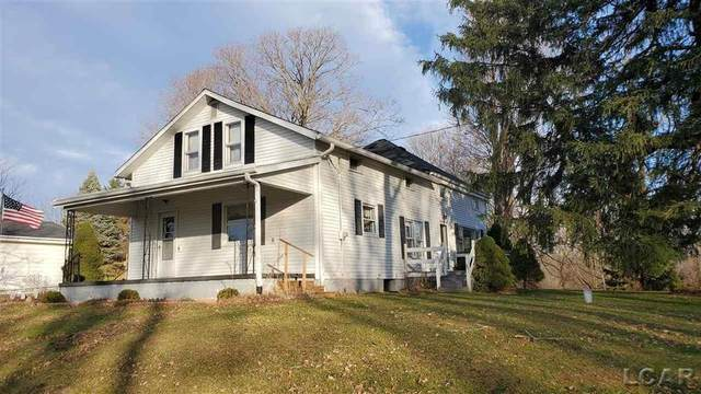 17326 Forrister, Rollin Twp, MI 49247 (#56050030145) :: The Alex Nugent Team   Real Estate One
