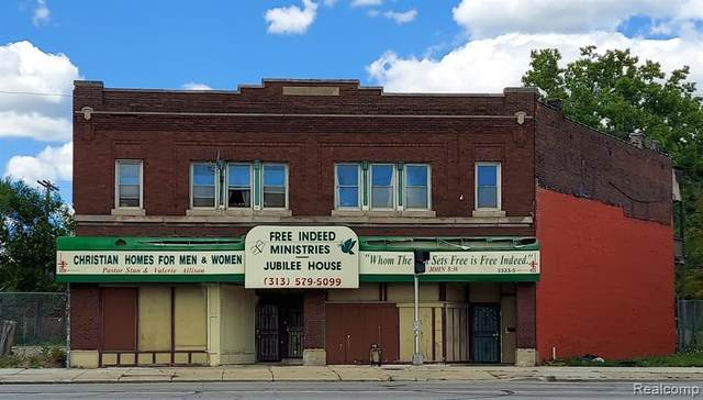 3323 Gratiot Ave Avenue, Detroit, MI 48207 (MLS #2200098267) :: The Toth Team