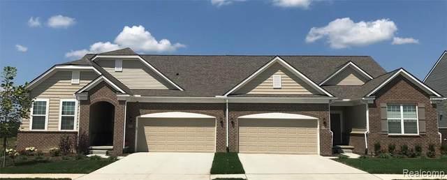 48788 Rockview Road, Novi, MI 48375 (#2200098501) :: Duneske Real Estate Advisors