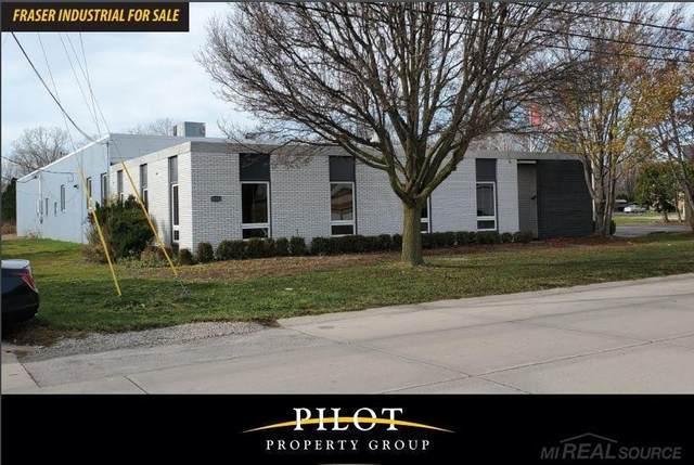 31313 Kendall Ave, Fraser, MI 48026 (#58050030247) :: The Alex Nugent Team | Real Estate One