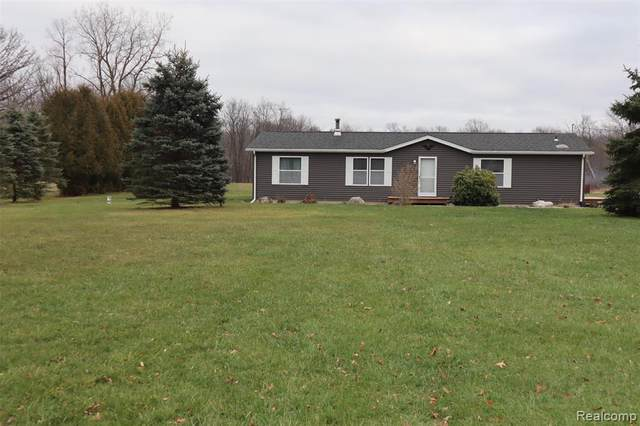 743 Brogan Road, White Oak Twp, MI 49285 (#2200098629) :: Real Estate For A CAUSE