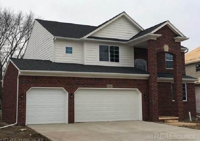 4060 N Squirrel Rd, Orion Twp, MI 48359 (#58050030300) :: Duneske Real Estate Advisors