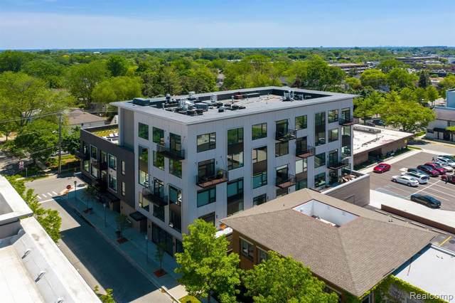 750 Forest Ave #401, Birmingham, MI 48009 (#2200098979) :: Duneske Real Estate Advisors