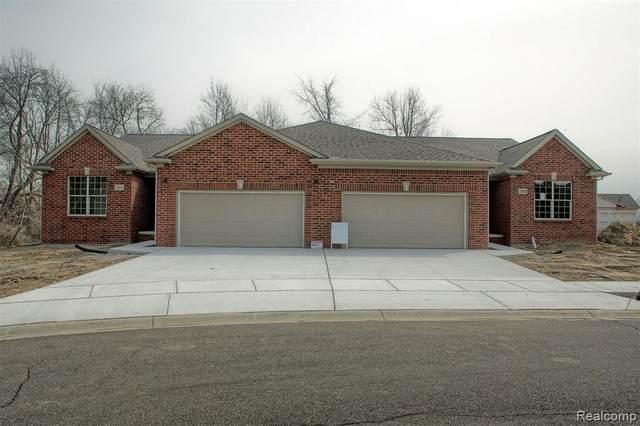 12297 Twin Brooks Drive, Bruce Twp, MI 48065 (#2200099152) :: Keller Williams West Bloomfield