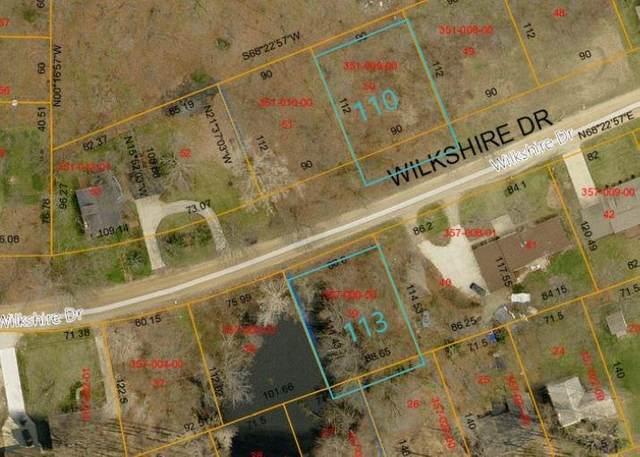 110 Wilkshire, Columbia, MI 49230 (MLS #55202003637) :: The Toth Team