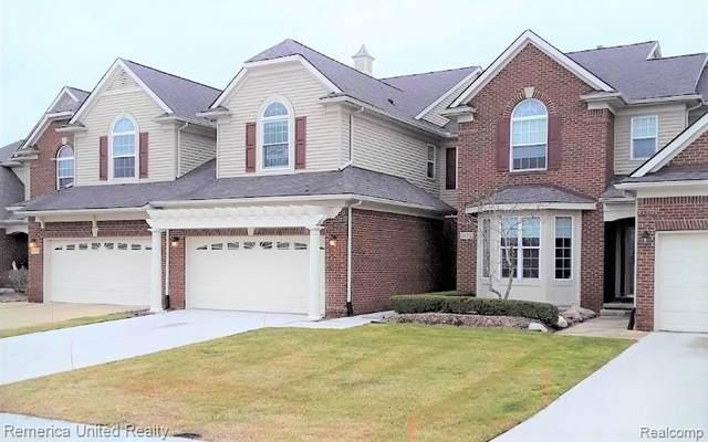 24372 Heatherwood Drive, Lyon Twp, MI 48178 (#2200099291) :: Duneske Real Estate Advisors