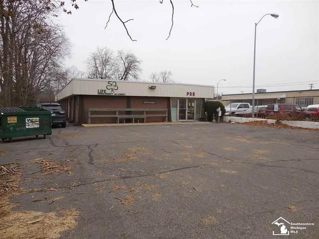 230 W Front, Monroe, MI 48161 (#57050030492) :: Keller Williams West Bloomfield